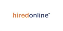Logo for Hiredonline